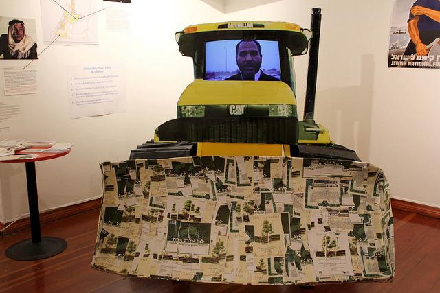 Bulldozer Stop the JNF Campaign_13900902808_m