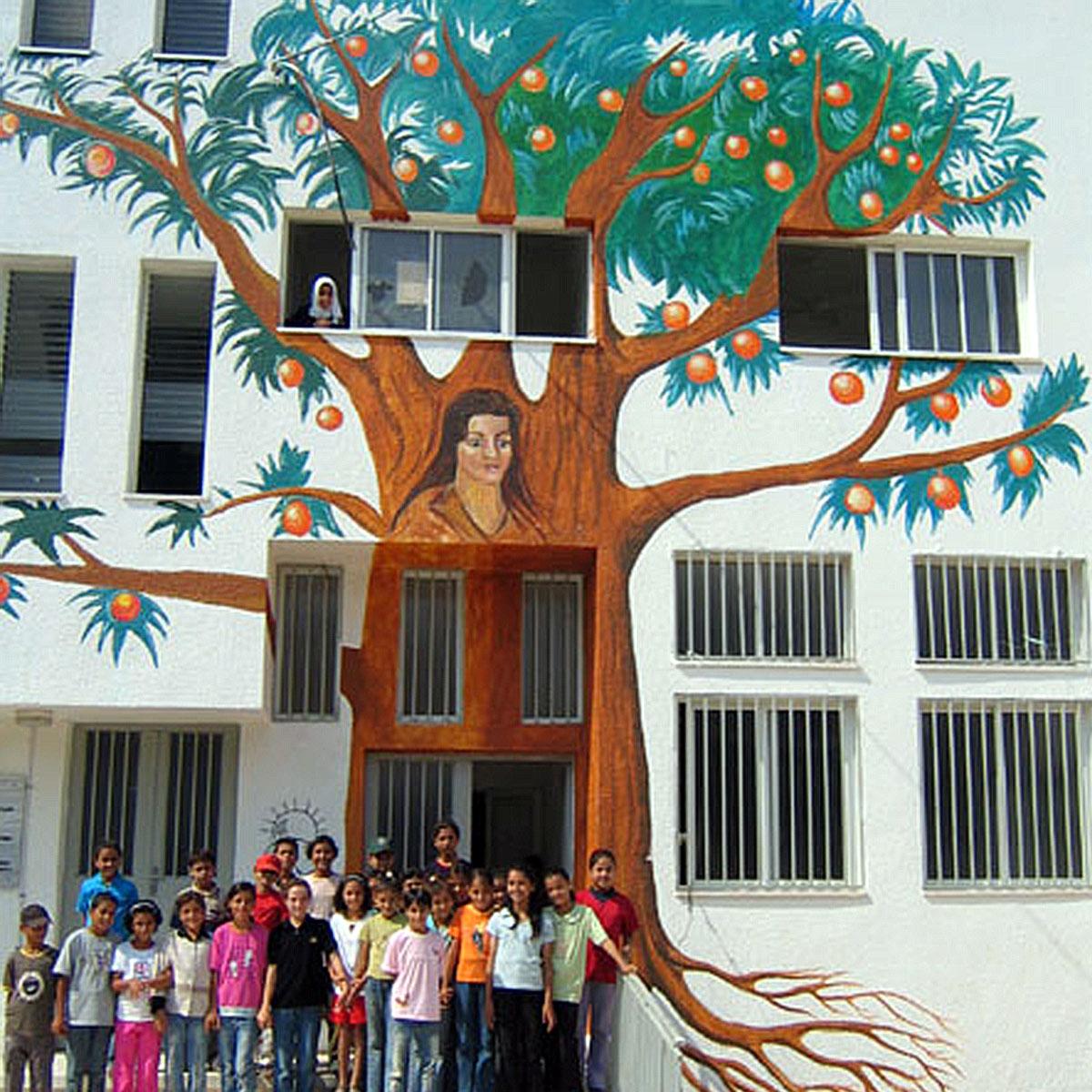 Remember the Orange Trees